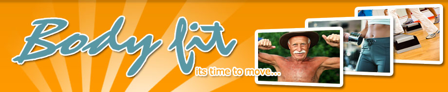 Body fit - It´s time to move
